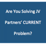 """How to Solve Your JV Partners' Problems to Raise Capital"" (+ 30 Min Free Coaching Consultation Offer Inside)"