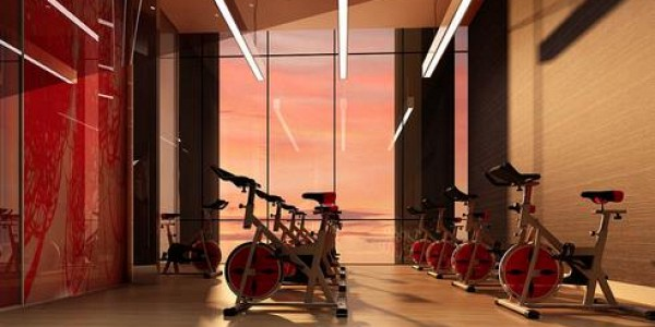 Ten York - Fitness Room