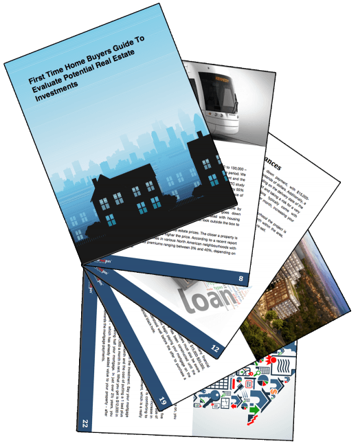 First Time Home Buyers Guide To Evaluate Potential Real Estate Investments