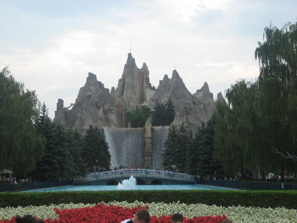 Wonder Mountain - Canada's Wonderland