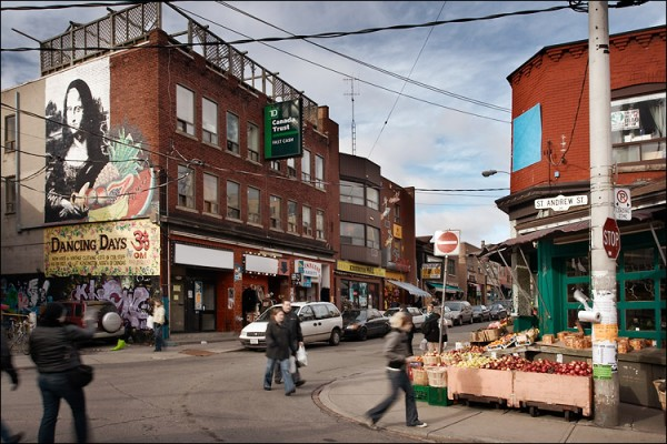 Kensington Market - Foodie Fun