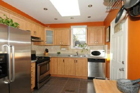 Townhomes Under 520k - 238 Greenwood Ave., Toronto - kitchen